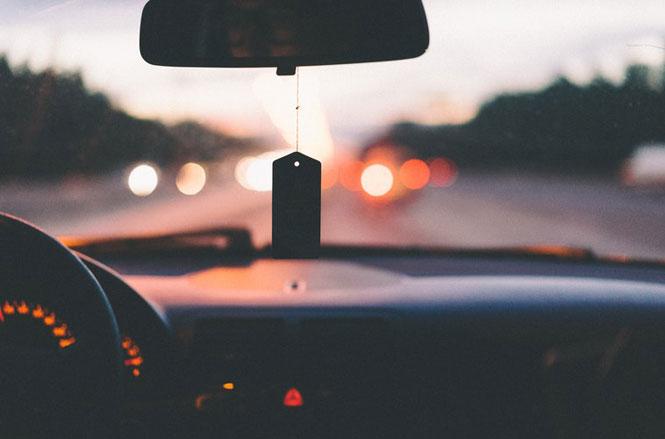 عادت مضحک رانندگی