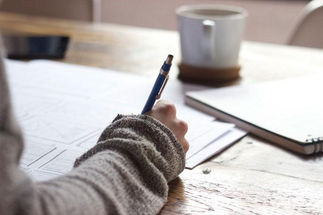 برای خوب نوشتن عمیق زندگی کن